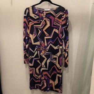 Emilio Pucci silk dress size 8